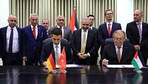 Türkiye'den Barış Pınarı Harekatı'na sessiz kalan Filistin'e büyük yatırım