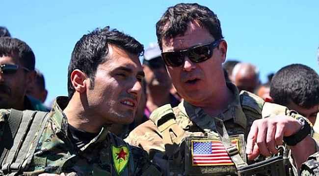 Türkiye harekatı başlattı, ABD'li ve YPG'li komutanlar 'Acil' koduyla buluştu