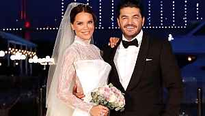 Uğur Akkuş, eşi Ebru Şallı'ya düğün hediyesi olarak villa verdi