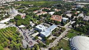 Üniversite kampüsünde kız öğrenciyi taciz etti