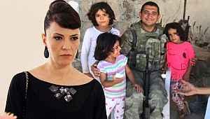 Yeşim Salkım'dan Suriye'de görev yapan Mehmetçik'e hakaret