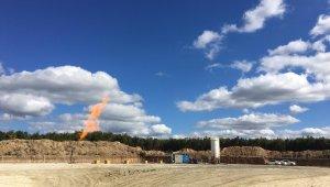 Zengin doğal gaz rezervi bulundu