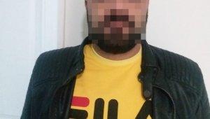 """25 farklı suç dosyası bulunan """"Tokatçı Onur"""" lakaplı şahıs yakalandı"""