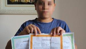 500 tam puanlı çocuğun hayatı sahte rakıyla kabusa döndü