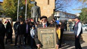 93 yaşındaki Hasan dedenin validen isteği bu oldu