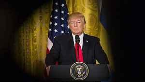 ABD Başkanı Trump'tan İran açıklaması: 'interneti kapattılar'