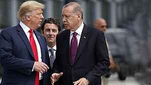 ABD ziyareti öncesi Trump'la konuşan Erdoğan,
