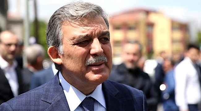 Abdullah Gül'den 10 Kasım mesajı