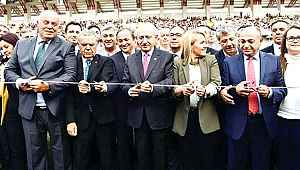 Açılışını Kılıçdaroğlu'nun yaptığı 70 milyonluk yatırım çürümeye terk edildi
