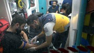 Alışveriş merkezinde bıçaklı kavga: 1'i güvenlik 3 yaralı - Bursa Haberleri