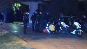Alkollü grup arasındaki kavgada 1 kişi ağır yaralandı