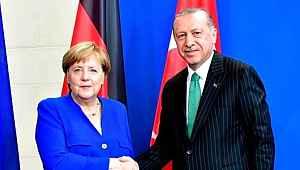 Almanya Başbakanı Merkel'den Erdoğan'ı sevindirecek karar