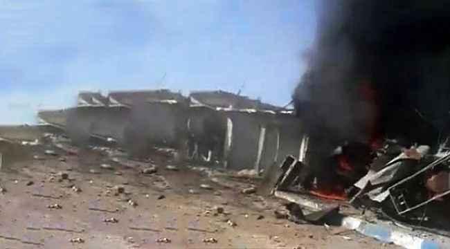 Amerika'nın 'çekildiler' dedikleri teröristler, bombalı saldırı düzenledi: 7 ölü, 30 yaralı