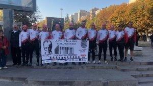 Ankara Kızılay Meydanı'nda 10 Kasım