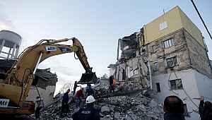Arnavutluk'taki depremde ölü sayısı 26'ya yükseldi