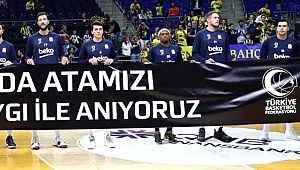 Atatürk pankartını tutmayan Sloukas'tan savunma istenecek
