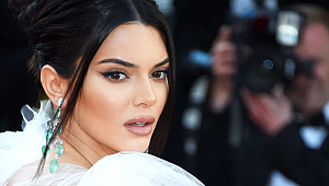 Ateşli model Kendall Jenner'a Türk dokunuşu