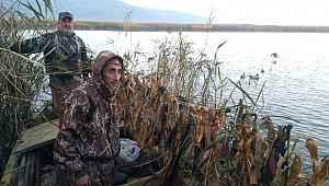 Avcılar ördek sezonunu açtı - Bursa Haberleri