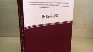 Bakan Akar'ın tezi kitap oldu