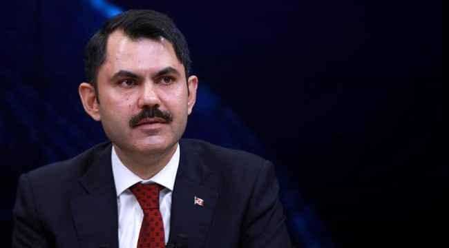 Bakan Kurum, Boğaziçi Kanunu'nda değişiklik sebebini açıkladı
