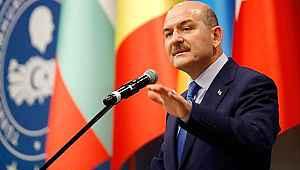 Bakan Soylu, Avrupa'yı üzecek açıklamayı yaptı,