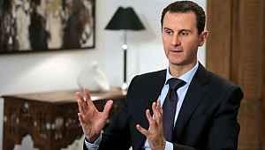 Beşar Esed, Suriye'deki hedefini duyurdu