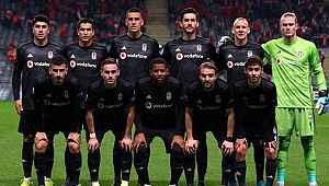 Beşiktaş, Braga'ya 3-1 yenilerek Avrupa'ya veda etti!