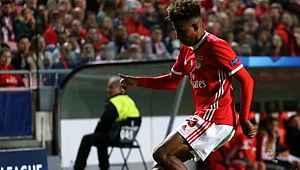 Beşiktaş, Gedson Fernandes için Benfica'ya teklif yaptı