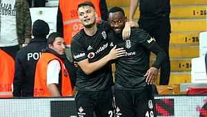 Beşiktaş'ın gizli golcüsü N'Koudou