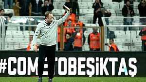 Beşiktaşlıların Sergen Yalçın tezahüratına Malatya'dan yanıt geldi