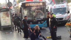 Beşiktaş'taki otobüs kazasının detayları ortaya çıktı... Şoför, denizden çıkartılarak gözaltına alındı.