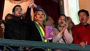 Bolivya'da Morales sonrası yeni başkan atandı