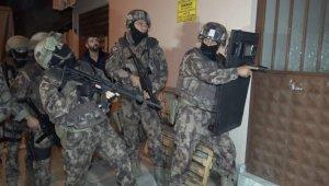 Bursa Emniyeti'nden suç makinelerine operasyon: 151 kişi yakalandı - Bursa Haberleri
