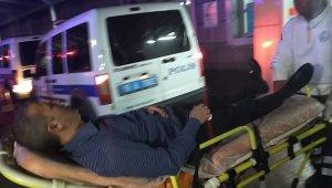 Bursa'da apartman toplantısında baltalı kavga: Polis kanlar içinde kaldı