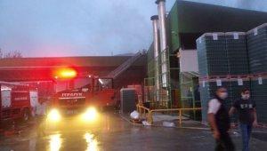 Bursa'da fabrika yangını korkuttu - Bursa Haberleri