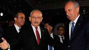 CHP'de kriz büyüyor: Muharrem İnce, Kemal Kılıçdaroğlu'na yaptığı teklifi geri çekti!