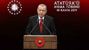 Cumhurbaşkanı Erdoğan, Atatürk istismarına tepki gösterdi