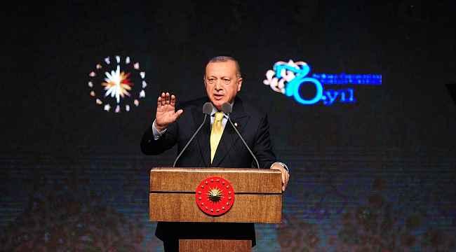 """Cumhurbaşkanı Erdoğan: """"Bağdadi'nin hanımını yakaladık"""""""