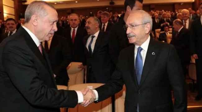 Cumhurbaşkanı Erdoğan, iade ettiği mektup üzerinden Kılıçdaroğlu'nu eleştirdi