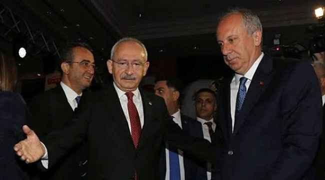Cumhurbaşkanı Erdoğan ile görüşen CHP'li iddiası partiyi karıştırdı: Muharrem İnce'den Kılıçdaroğluna çattı: 'İsmi açıklasın, açıklamıyorsa...'