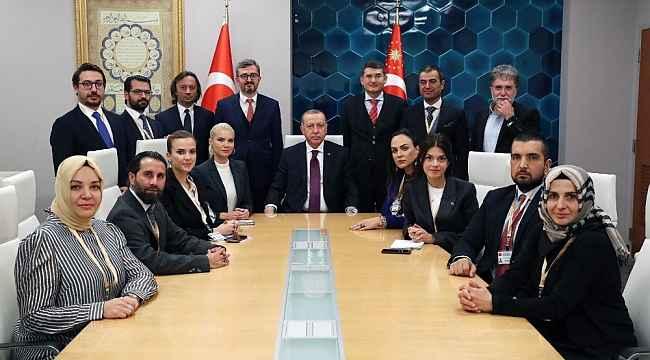 """Cumhurbaşkanı Erdoğan: """"Lindsay Graham'a gerekenleri söyledim, dersini aldı"""""""