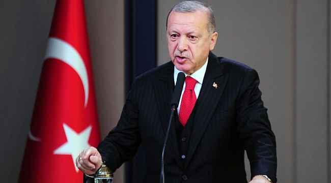 """Cumhurbaşkanı Erdoğan: """"Türkiye gibi DEAŞ ile mücadele eden ikinci bir ülke yok"""""""