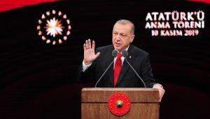 Cumhurbaşkanı Erdoğan'dan Osmanlı iddialarına sert yanıt: