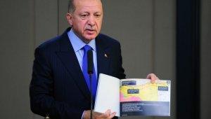 Cumhurbaşkanı Erdoğan'dan tamkpon bölgede kalan DEAŞ'lı sorusuna net cevap