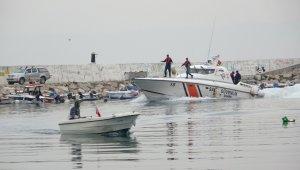 Denizin ortasında fenalaştı, Sahil güvenlik kurtardı - Bursa Haberleri