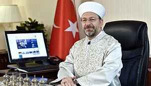 Diyanet İşleri Başkanı Erbaş'tan kamu spotu eleştirilerine cevap geldi