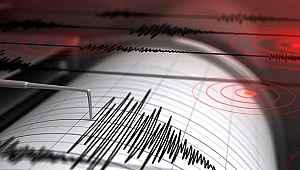 Ege Denizi'nde 6 büyüklüğünde deprem