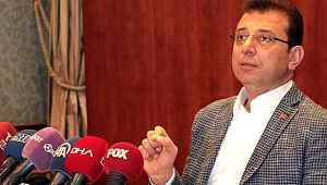 Ekrem İmamoğlu, kendisi için yazılan kitabı eleştiren Kaftancıoğlu'na verdiği yanıt: 'Bu ortamda doğru bulmuyorum'