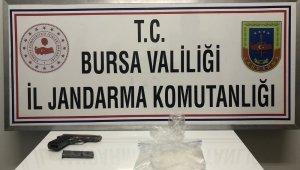 Elektrik süpürgesinden uyuşturucu çıktı - Bursa Haberleri