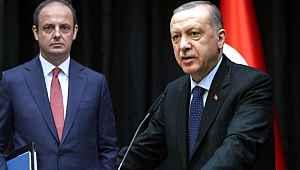 Erdoğan, Çetinkaya'yı neden görevden aldıklarını açıkladı